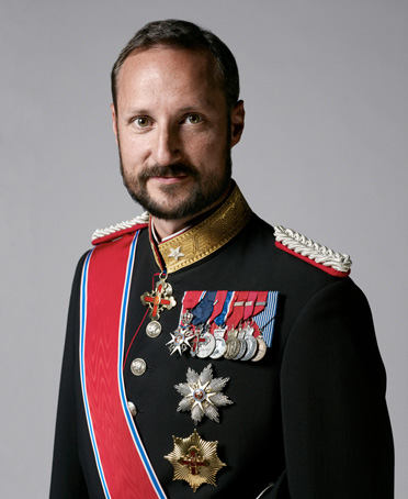 HRH Crown Prince Haakon of Norway