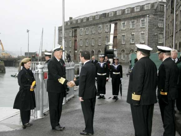 Haulbowline Naval Stores