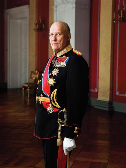 kongen i norge