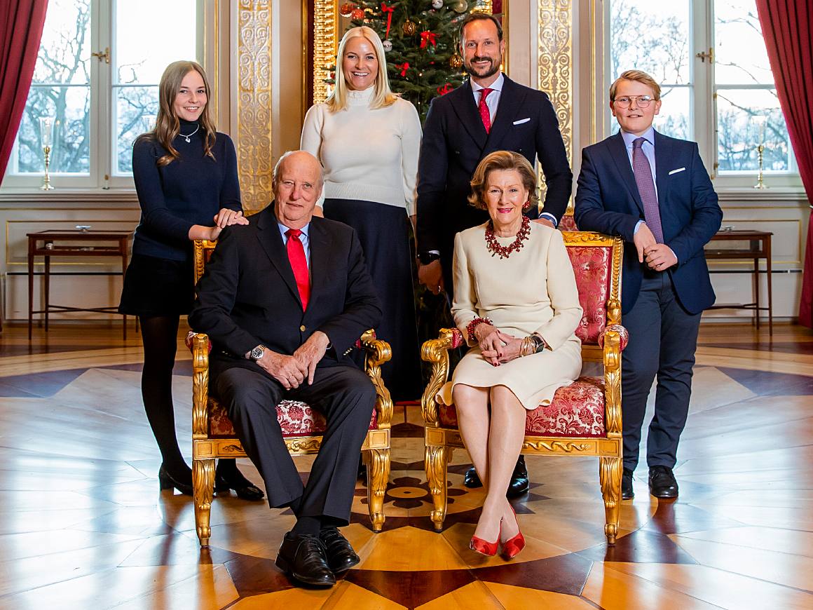 Navidad de la Familia Real Noruega 3a116e63b361a31f1c363e457433d60d5c13cfe0858f3