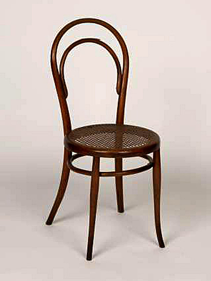 Thonet Stol Best Bild P Stol No By Michael Thonet Rottingsits Brun With Thonet Stol Free