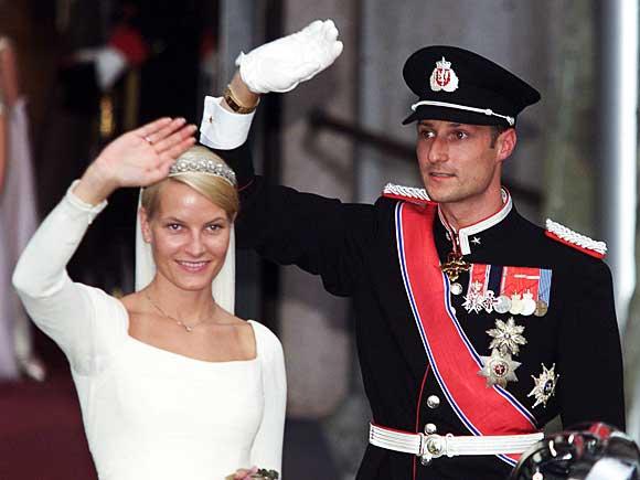 tale kronprins haakon bryllup