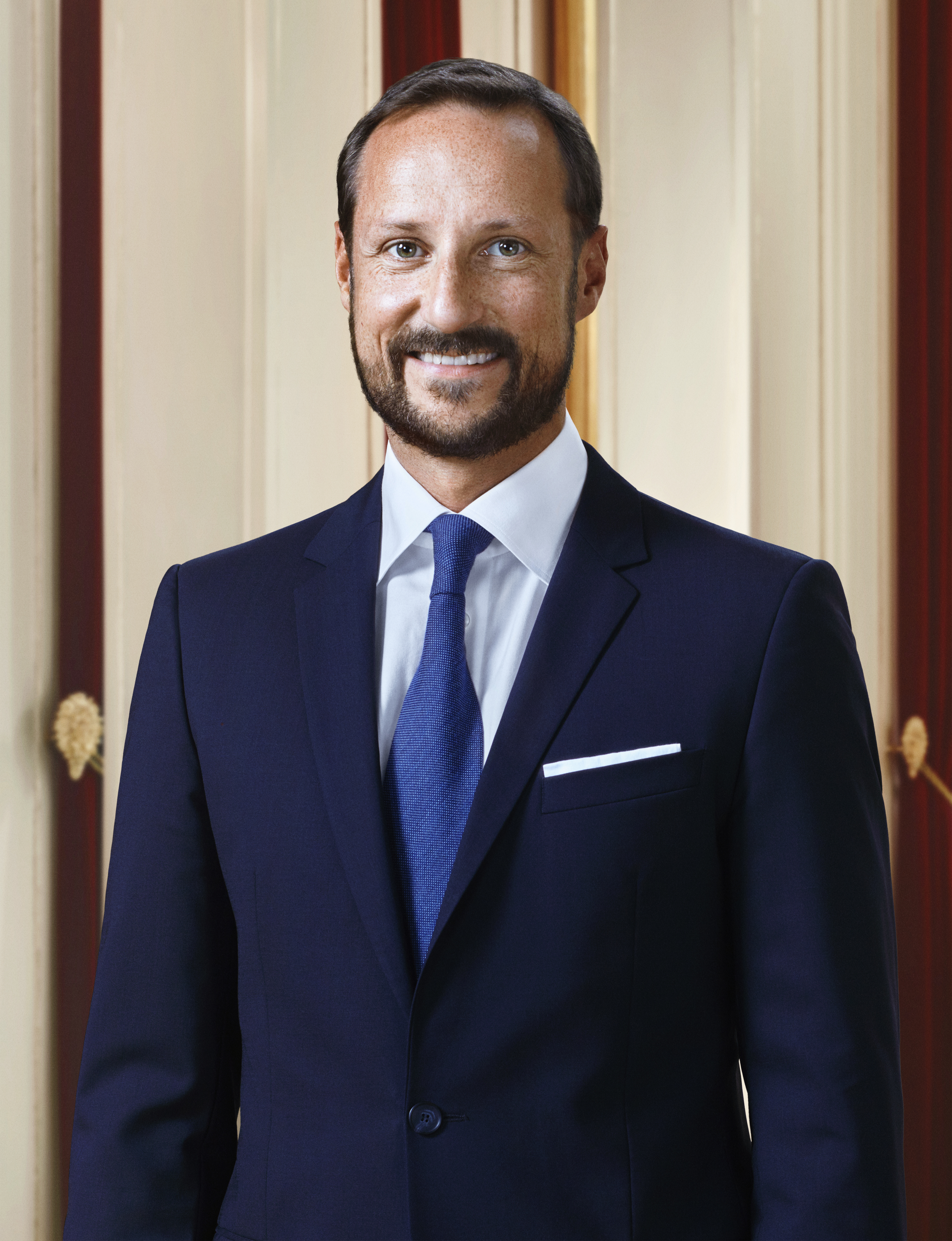 Crown Prince Haakon. Photo: Jørgen Gomnæs / Det kongelige hoff / The Royal Court.